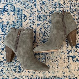 Vince Camuto Booties -Gray
